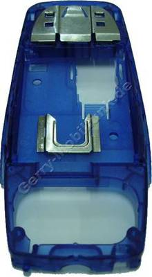 Gehäuserahmen Nokia 3510 3510i blau ohne Label (Gehäuseträger)