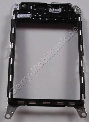 Displayrahmen Nokia 6212 classic original Metallrahmen vom LCD mit Lautsprecher