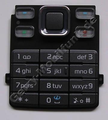 Tastenmatte grau Nokia 6300i original Tastatur