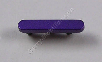 Capturekey purple Nokia 6700 Slide original Taste lila, Fototaste, Auslösetaste