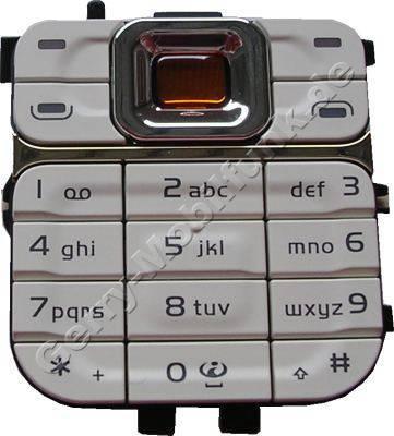 Tastenmatte warm beige original Nokia 7360
