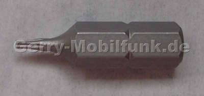Torx 4 Bit-Einsatz 1/4 Zoll aus gehärtetem Werkzeugstahl für den professionellen Einsatz zum öffnen der Geräteschrauben TX4