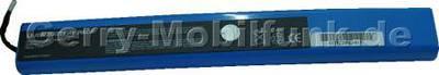 Notebook Akku für Clevo 2200 C, Li-ion, 14,8 Volt, 4000mAh, blau (275,0 x 37,0 x 20,0mm ca. 405g) Akku vom Markenhersteller