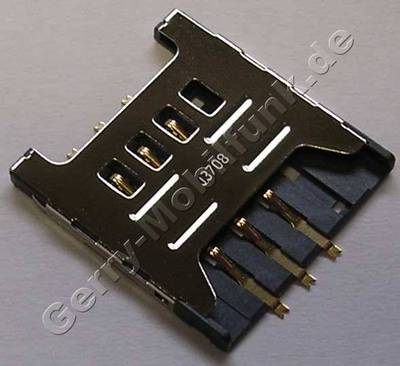 Simkartenleser Samsung GT i9250 Galaxy Nexus Kartenleser, Sim Konnektor, Sim Card Reader
