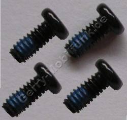 4 Schrauben Samsung D500 für die Unterschale