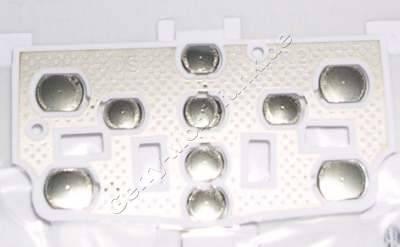 Tastaturfolie klein Menütasten Samsung D820 DomeSheet Folie der kleinen Tastatur im Schieber