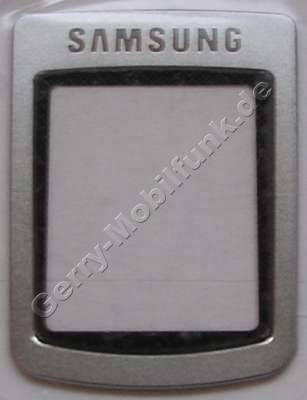 Kleine Displayscheibe Samsung Z300 originale Scheibe vom kleinen Display