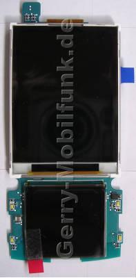 Ersatzdisplay - Display - Displaymodul Samsung E950 original Ersatzdisplay, Farb LCD