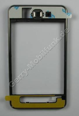 Oberschale silber Samsung F480 original A-Cover