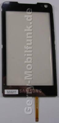 Displayscheibe, Touchpanel Samsung SGH-I900 Omnia