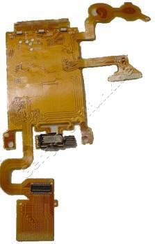 Flexiebles Kabel Motorola T720 incl. Vibrationsmotor (Flex-Kabel)