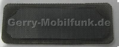 Lautsprecherabdeckung Stoff für SonyEricsson T230 rechteckig