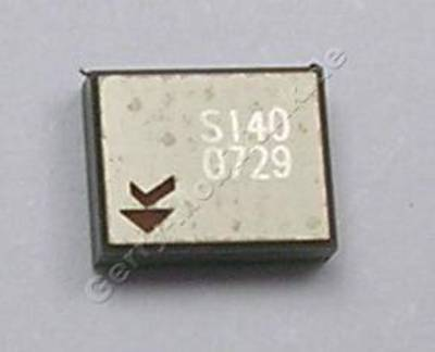 Mikrofon LG KM380 original Ersatzmikro, SMD Mikro