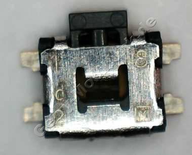 Lautstärke Taster -Schalter Nokia 6260 Slide original SMD Taster