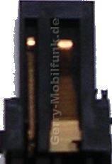 Ladebuchse Lade-Konnektor Nokia 3109 Classic originale Anschlußbuchse vom Netzteil