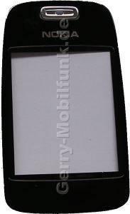 Displayscheibe großes Display Nokia 6103 schwarz