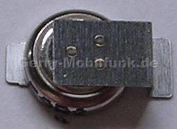 Speicherbatterie Nokia 6110 Navigator original Pufferakku, Speicherakku, SMD-Akku zur Speicherung von Uhrzeit und Datum