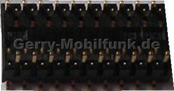 Boardkonnektor Nokia 7360 SM Connector