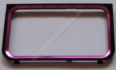 Tastaturrahmen pink Nokia 3250 original Rahmen der Tastatur