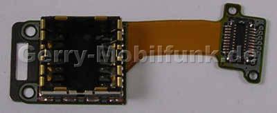 Kameraflex Nokia 6267 original Flachbandkabel der Kamera mit Kamerasockel