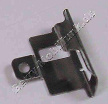 Rahmenblech USB Konnektor Nokia 6500 Classic original Verstärkungsrahmen USB-Anschluß