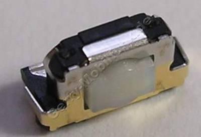 Ein -Aus Taster SMD Mikroschalter Nokia 5530 Xpress Music original Taster der Hauptpatine powerswitch
