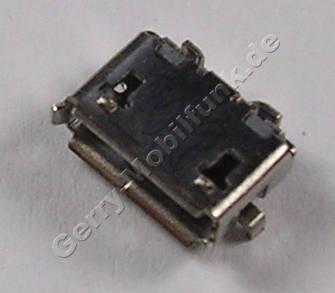 Micro USB Konnektor Nokia 6500 Classic Mikro USB-Buchse, 5polig, SMD Ladebuchse, Datenkabelanschluß