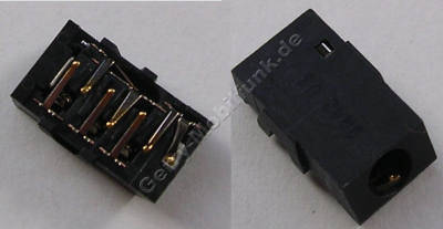 Headset Konnektor Nokia E7-00 original Buchse vom Headset-Anschluß CONN A/V 3.5MM