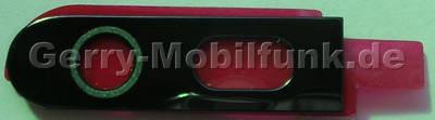 Obere Abdeckung Nokia E7-00 original Anschluß Abdeckung, Blende