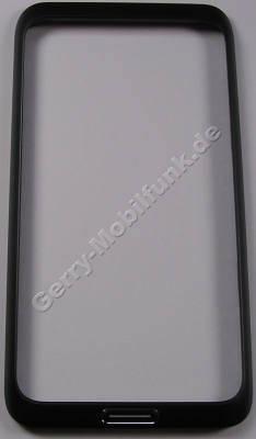 Oberschale Rahmen dunkelgrau Nokia E7-00 original Metallrahmen cover dark grey