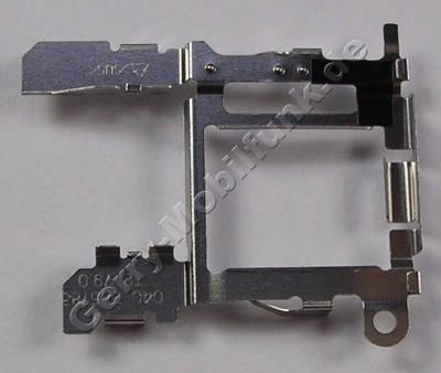 Sim support Nokia E7-00 original Blech vom Simkartenleser