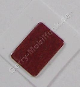 Feuchtigkeits Indikator Nokia C7-00 Wasserschadenindikator, Aufkleber der sich durch Feuchtigkeit verfärbt, Maße ca. 7 x 5 mm