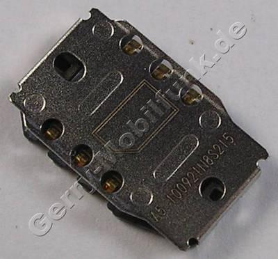 Sim Konnektor Nokia 2700 Classic original SMD Kartenleser der Simkarte Lötbauteil