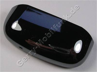 Bottom Cover schwarz Nokia C2-03 original Abdeckung unten chrome black